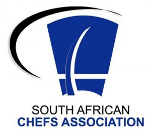 South Afican Chefs Association logo - received from S.A.C.A